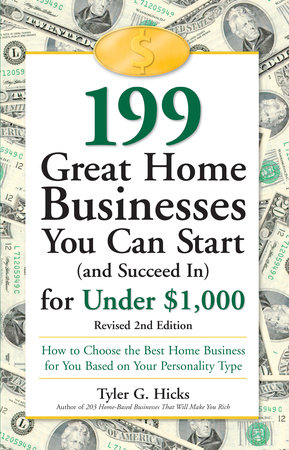 Suggestions lecture : 199 Great home businesses