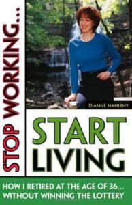 Stop working start living