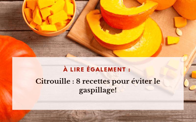 citrouille recettes