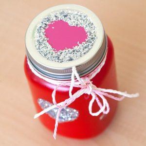 Saint-Valentin : offrir l'amour en pot