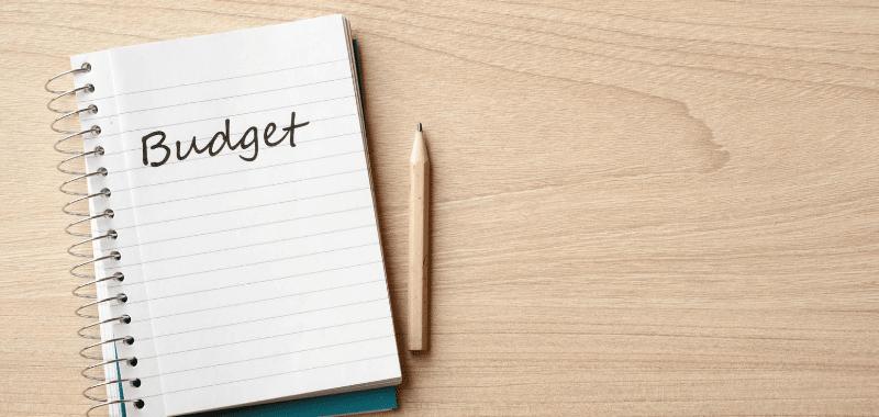 Budget 50-20-30
