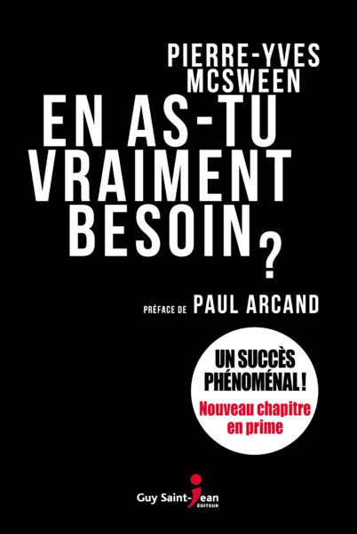 Suggestions lecture : En as-tu vraiment besoin?