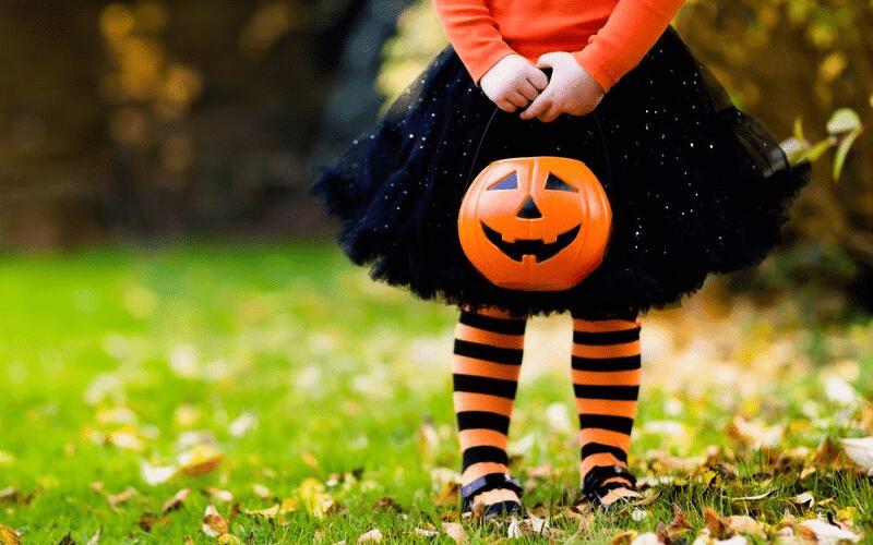 Halloween économiser