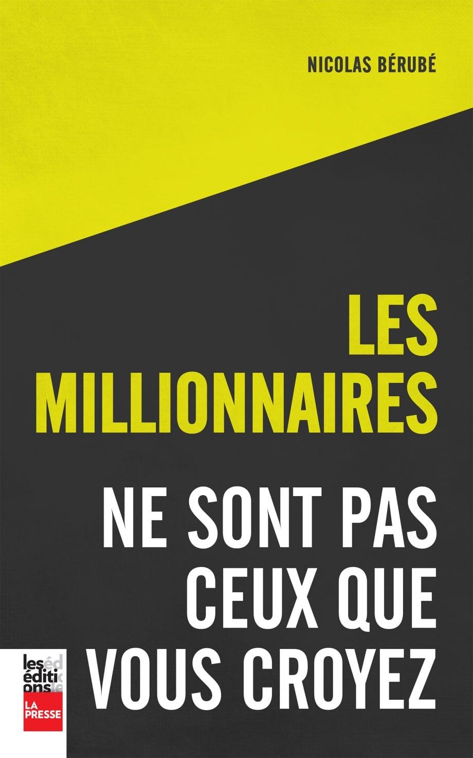 Suggestions lecture : Les millionnaires ne sont pas ceux que vous croyez