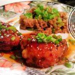 Poulet grillé sésame et miel