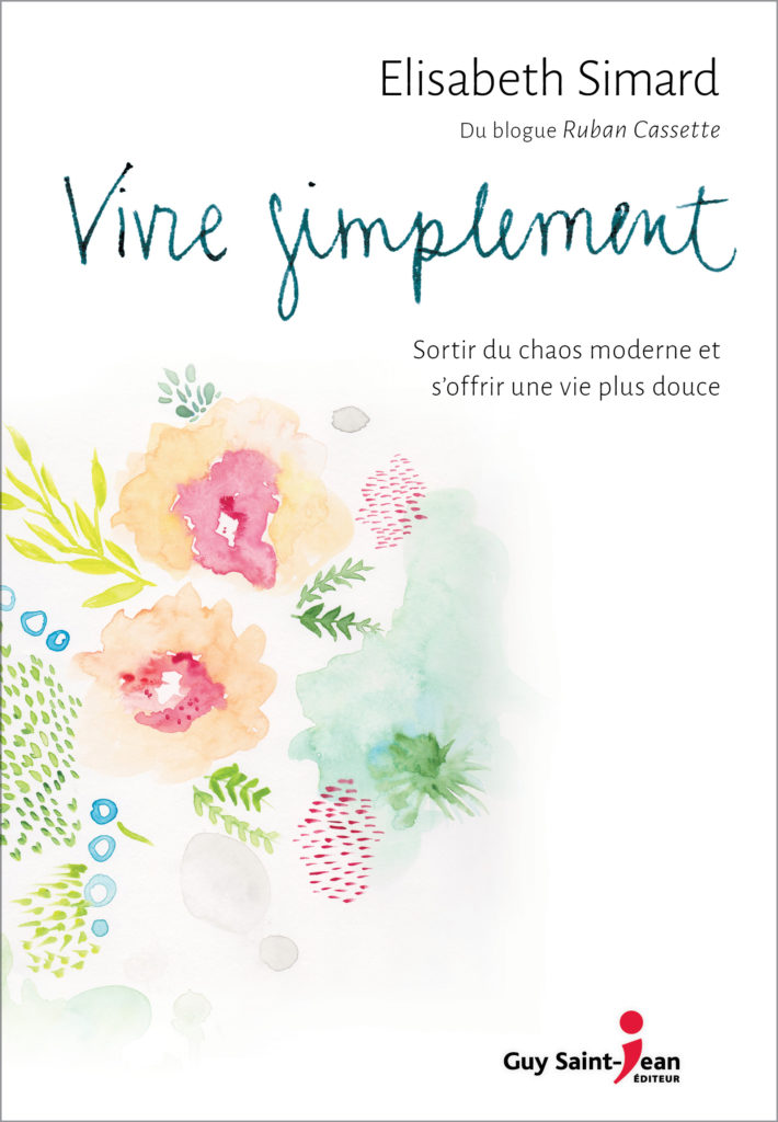 Suggestions lecture : Vivre simplement