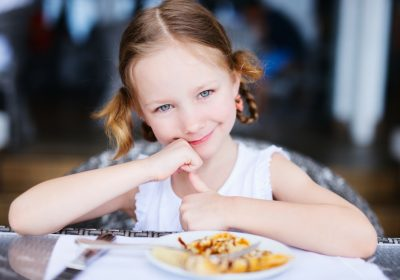enfant restaurant gratuit