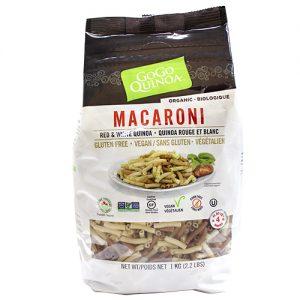 macaroni Go Go Quinoa rouge et blanc